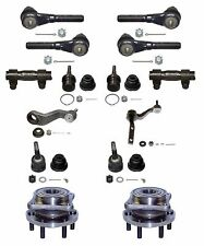 Level 5 Tie Rod Ball Joint Front End Kit  for 1991-96 Dodge Dakota 4 Wheel Drive