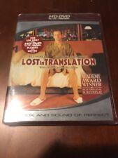 Lost in Translation (Hd-Dvd, 2007) Lot of 7