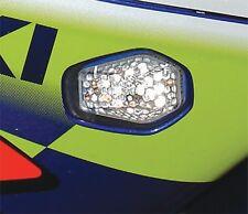 Flush Mount LED Signals GSXR SV1000 SV650 GSX1250s GSXS1000F DL1000 DL650 DRZ400