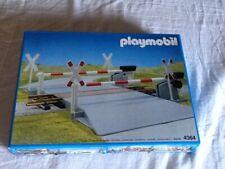 Playmobil train/overweg new 4364/4000/4001/5300/4111/4101/4102