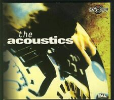 THE ACOUSTICS CD DIGIPACK Paul Carrack Duran Duran Crowded House The Cult