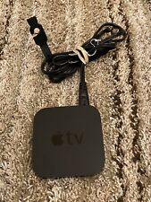 Apple TV 3rd Generation (Model: A1469) - 1080p / HDMI Video Streaming W/ Remote