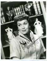 Jane Wyman JSA Coa Signed 8x10 Photo Autograph