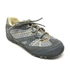 Women's Merrell Castle Rock Banana Cream Boots Shoes Size 8.5 Outdoor Trail V4