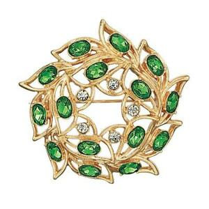 Iconic Collectible Wreath Pin