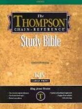 Thompson Bonded Leather Pocket Bible: King James Version by Christian Art Books (Paperback, 2003)