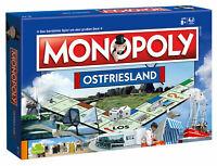 Monopoly Ostfriesland Region Edition Brettspiel Gesellschaftsspiel Spiel