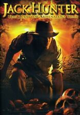 Jack Hunter: The Quest for Akhenatens Tomb [New DVD] Amaray Case, Widescreen