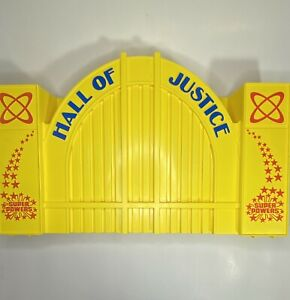 Vintage 1984 Kenner DC Super Powers Hall of Justice - Front Shell Part -