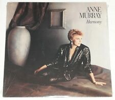 ANNE MURRAY-Harmony (1987) Sealed CAPITOL LP *No cut out marks*