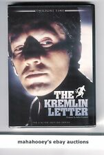 The Kremlin Letter (John Huston) Twilight Time SOLD OUT Ltd Ed 3,000 OOP DVD