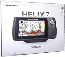 Humminbird Helix 7x HD Sonar + US & Metric Fishfinder & DualBeam Plus Transducer