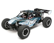 New Team Losi Desert Buggy XL-E XLE DBXL 1/5th Scale 4WD Electric RTR Grey/Blue