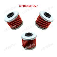 3x Oil Filters Fit Daytona 150cc 190cc YX 150cc 160cc 170cc 180cc Pit Dirt Bike