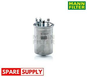FUEL FILTER FOR AUDI MANN-FILTER WK 842/21 X