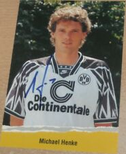 Michael Henke - Borussia Dortmund / Bayern München