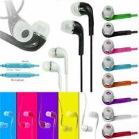 In Ear Earphone Headset Headphone Handfree Mic For Samsung S6 Edge Plus S4 S3 S5