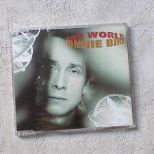 "CD AUDIO INT/ RONNIE BIRD""ONE WORLD"" CD SINGLE PROMO PHILIPS 866 739-2  3T NEUF"