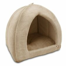 Pet Tent - Soft Bed for Dog and Cat, Best Pet Supplies, Extra Large, Tan