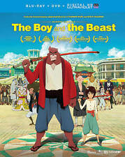 The Boy and the Beast (Blu-ray/DVD, 2016, 2-Disc Set)