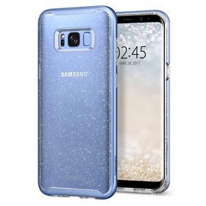 Spigen®Galaxy S8 / S8 Plus [Neo Hybrid Crystal Glitter] Shockproof Case Cover