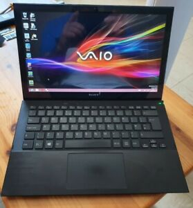 Sony Vaio SVP132, SVP1321B4E, Laptop, i7, 256GB SSD