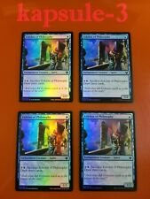 4x Eidolon of Philosophy | FOIL | Theros Beyond Death | MTG Magic Cards