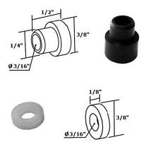Shower Door Nylon Bushing and Washer Kit for Framed Pivot Shower Doors