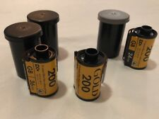 Lot of 3 Kodak GB 135 Gold 200 Color Print Film (ISO-200) expired | 2- 36 & 1-24
