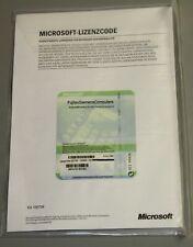 Microsoft - 5 Windows Server 2003 Terminal Cal - User- MUI - inkl. MwSt