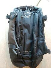 Osprey Porter 46 Travel Backpack - Black - Great condition
