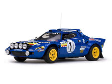 Lancia Stratos HF Rally #1 2nd Mone Carlo 1980 Darniche-Mahe' 1:18 4519 SUN STAR