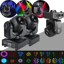 2 stk. LED Moving Head Bühnenlicht Bühnenbeleuchtung DMX512 Lichteffekt ALI 04