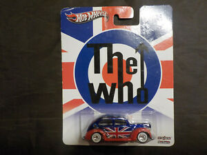 Hot Wheels 2014 Pop Culture Nostalgia The Who Fat Fendered '40