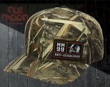 New Metal Mulisha Boxed Curved Mens Camo Snapback Hat Cap