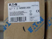 EATON NZMB1-A50 MCCB 50A MEMSHIELD 3 TRIPLE POLE OUTGOING 25kA