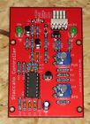 Staccato Controller für SSTC, Solid State Teslaspule, Teslacoil, vormontiert