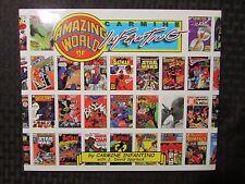 2000 Amazing World of CARMINE INFANTINO HC/DJ Vanguard NM