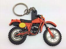 Key Ring SWM Enduro Trail Trial Classic Twin Shock Evo Motocross Maico Ossa