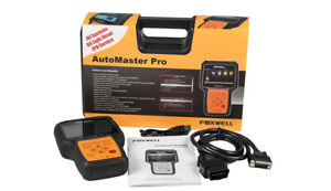 Foxwell NT650Elite Multi-Application Service OBD2 Tool with 25 Special Functions