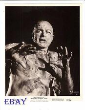 Glenn Langan radiation make-up VINTAGE Photo Amazing Colossal Man