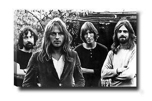 Pink Floyd canvas  tela quadro  arredo design 75cm x 46 cm   (bordo da 2 cm)