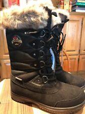 Superfit Black Anila Waterproof Winter Boots Women's Size 8 M NIB