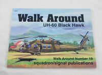 UH-60 Blackhawk - Walk Around No. 19; Military; Quality Packaging Materials
