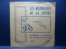 """MAXI 12"""" LES MANDOLINES DE LA SIENNE / Orchestre à plectres du Canton de Gavray"""