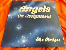 Rare Gospel Soul Boogie LP: The Amigos ~ Angels On Assignment ~ Heart to Heart