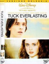 DISNEY DVD Tuck everlasting - live raro
