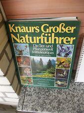 Knaurs Großer Naturführer, von Josef Reichholf, aus dem Salzer Ueberreuter Verla