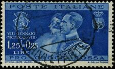 Italy 1930 stamps commemorative USED Sas 271 CV $17.60 180617117