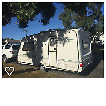 16' Lightweight Abbey Caravan with full ensuite